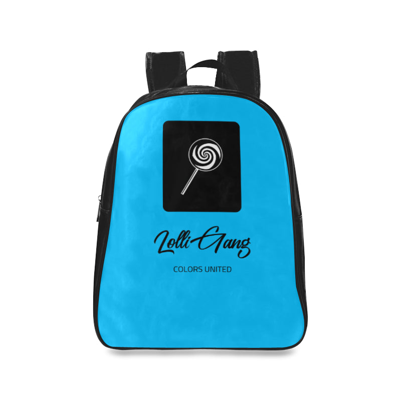 LOLLI GANG Logo Trendy Backpack
