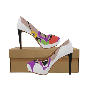 LOLLI GANG High Heel Pumps_JuJu Collection (white)