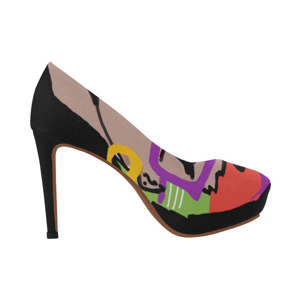 LOLLI GANG High Heel Pumps_JuJu Collection (black)