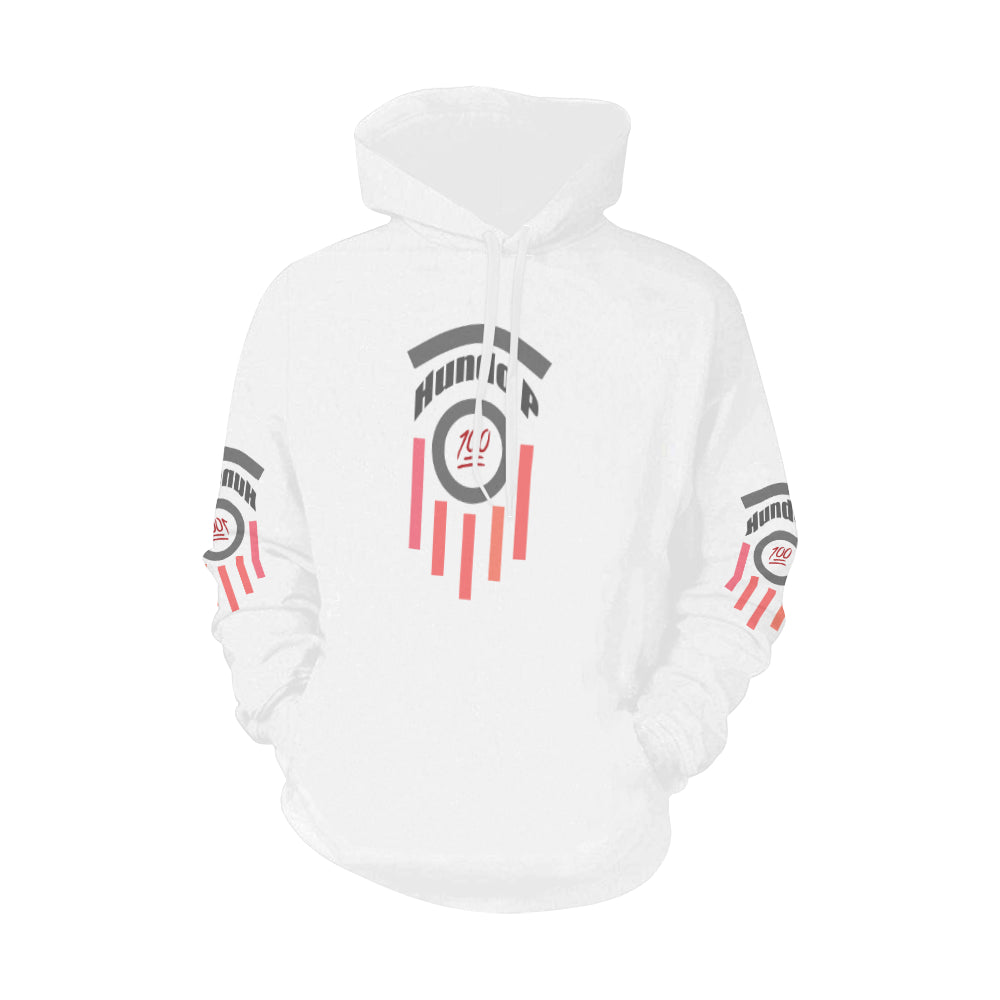 LOLLI GANG HUNDO P Collection hoodie_white