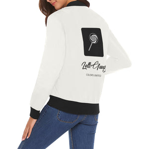 LOLLI GANG Spring Jacket_JuJu Collection (white)