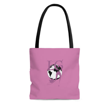 Lolli Gang Tote Bag (Pink)