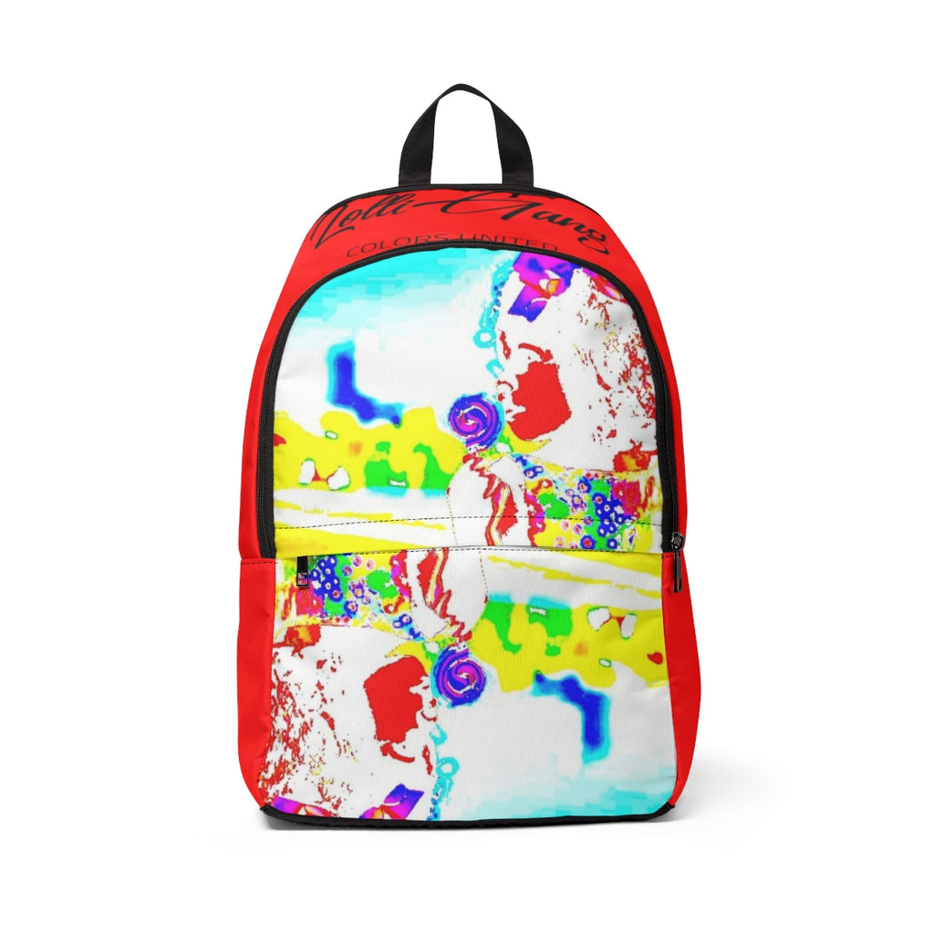 LOLLI GANG Backpack (red/black/multi)