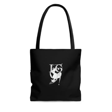 Lolli Gang Tote Bag (Black)