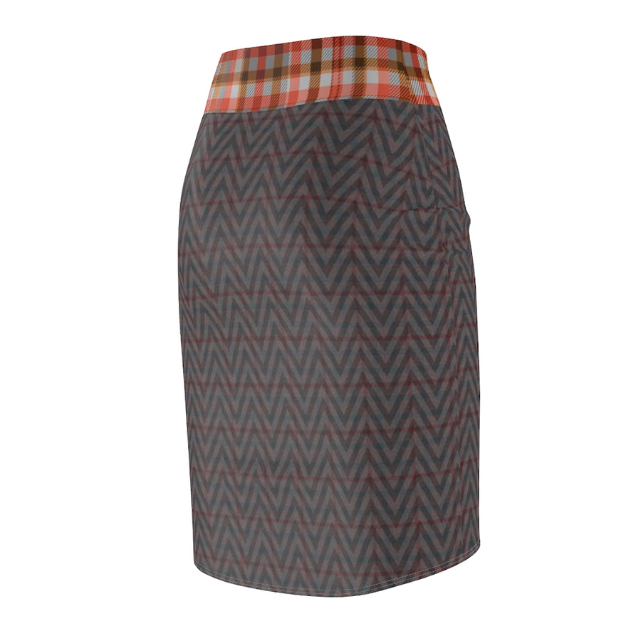 Lolli Gang Women's Pencil Skirt