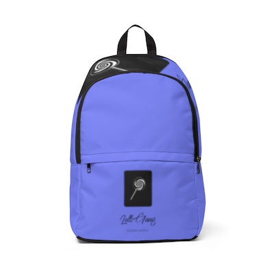 LOLLI GANG Logo Backpack (blue)