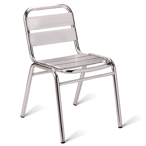 Aluminium Side Chairs
