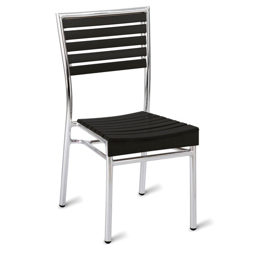 Monaco Aluminium Side Chairs