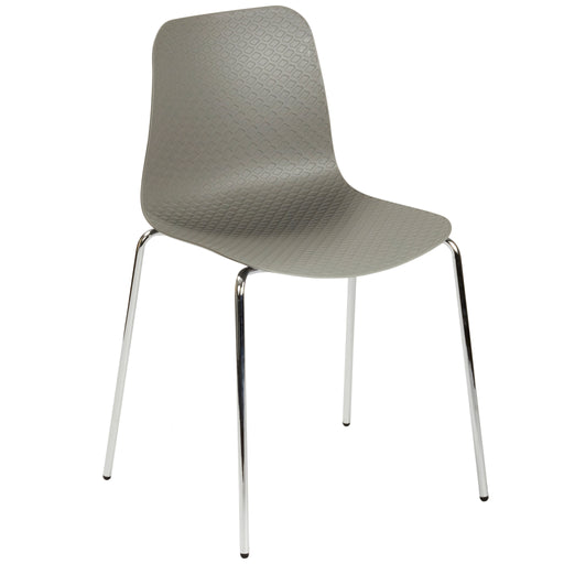 NET Polypropylene 4 Legged Base Bistro/Meeting Chairs