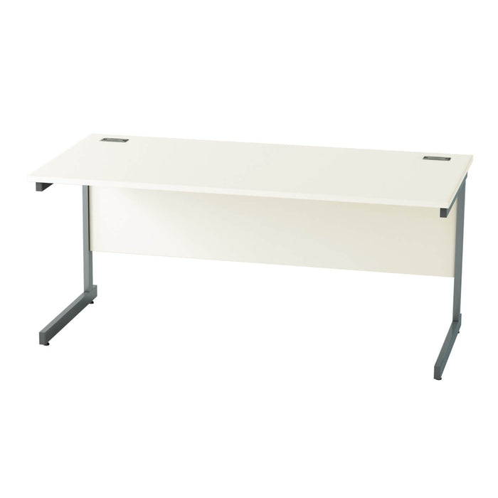Rectangular Cantilever legged Desks