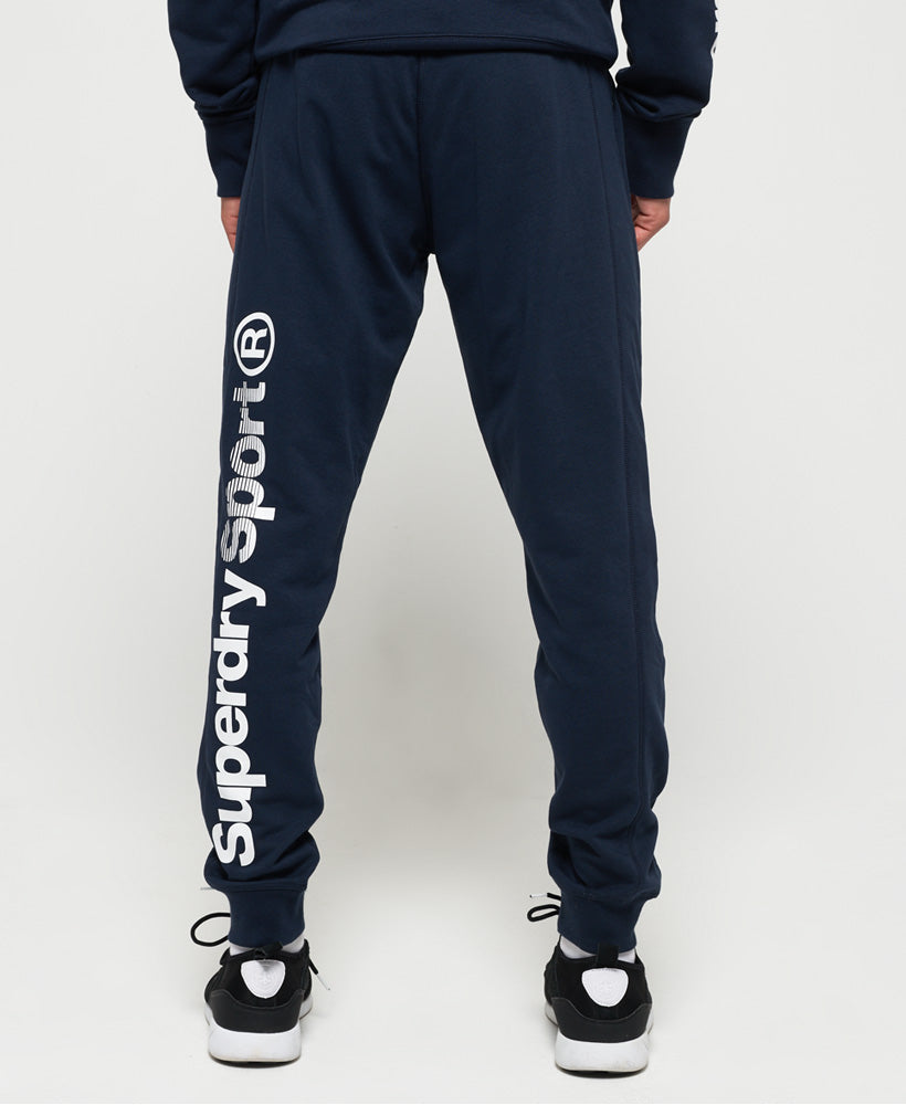 Core Sport Joggers - Navy