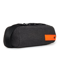 Hollow Pencil Case - Dark Grey
