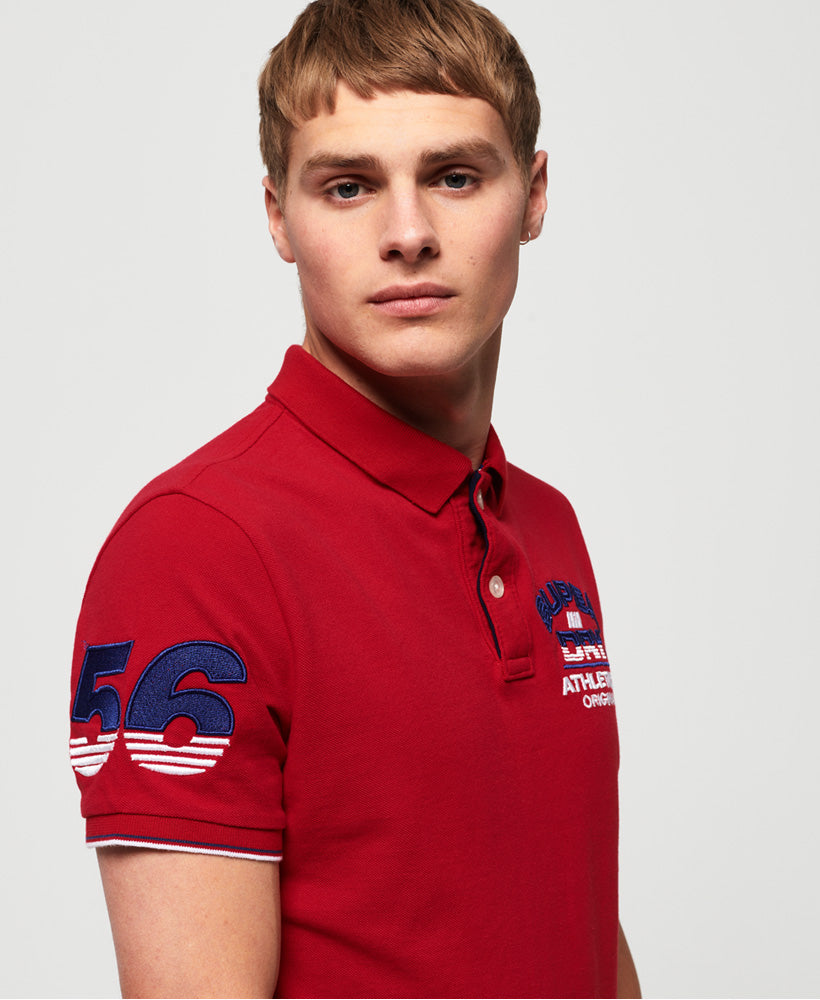 Superstate Champion Polo - Red