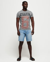 Osaka Mid Weight T-shirt - Grey