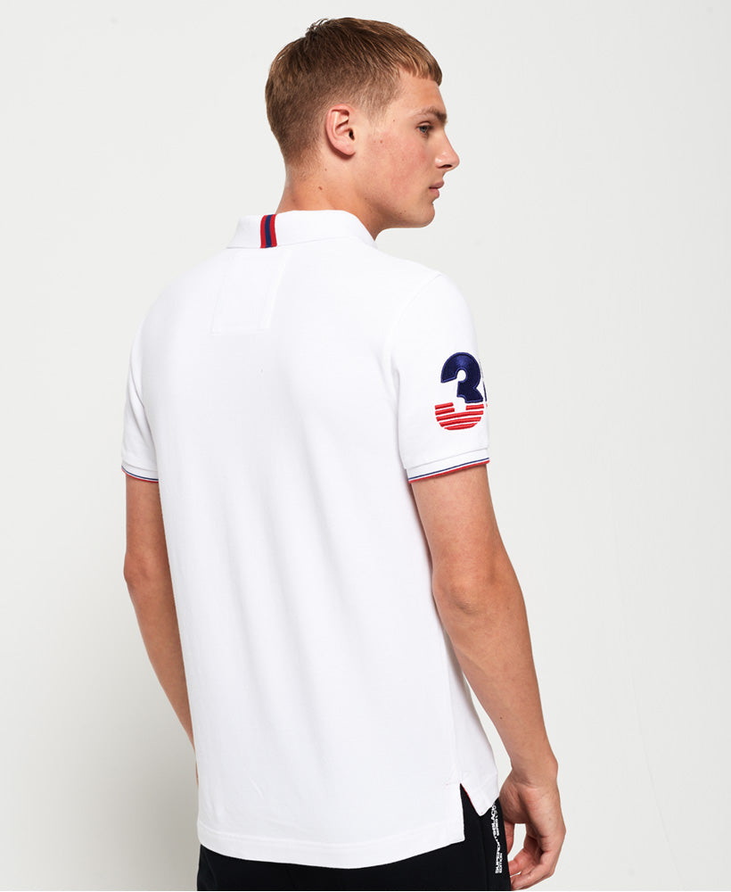 Superstate Champion Polo - White