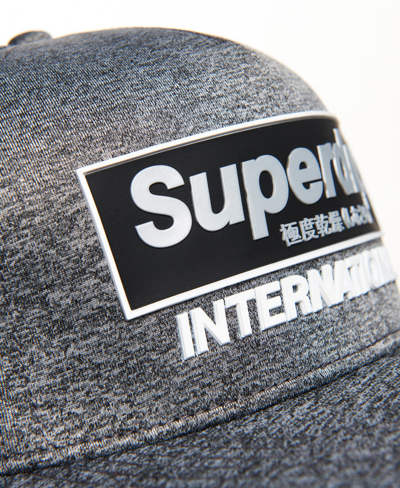 International B.Boy Cap - Grey