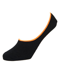 Coolmax Invisible Socks - 3 Pack - Multi