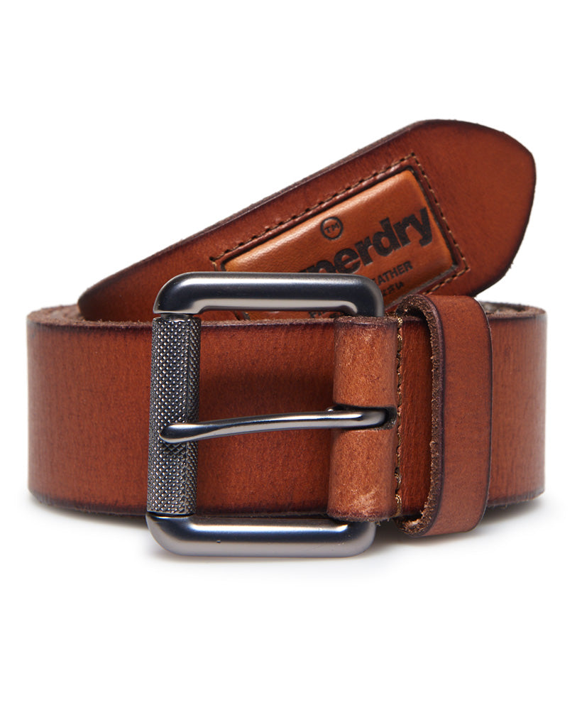 Badgeman Belt - Brown