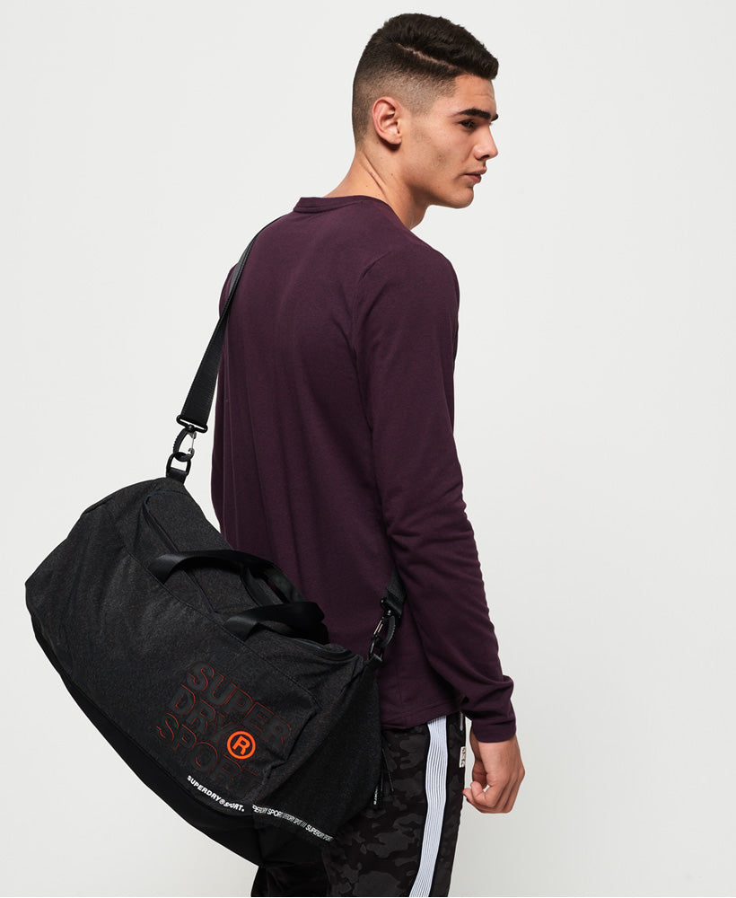 Division Sport Barrel - Dark Grey