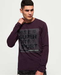 Core Graphic Ls Tee