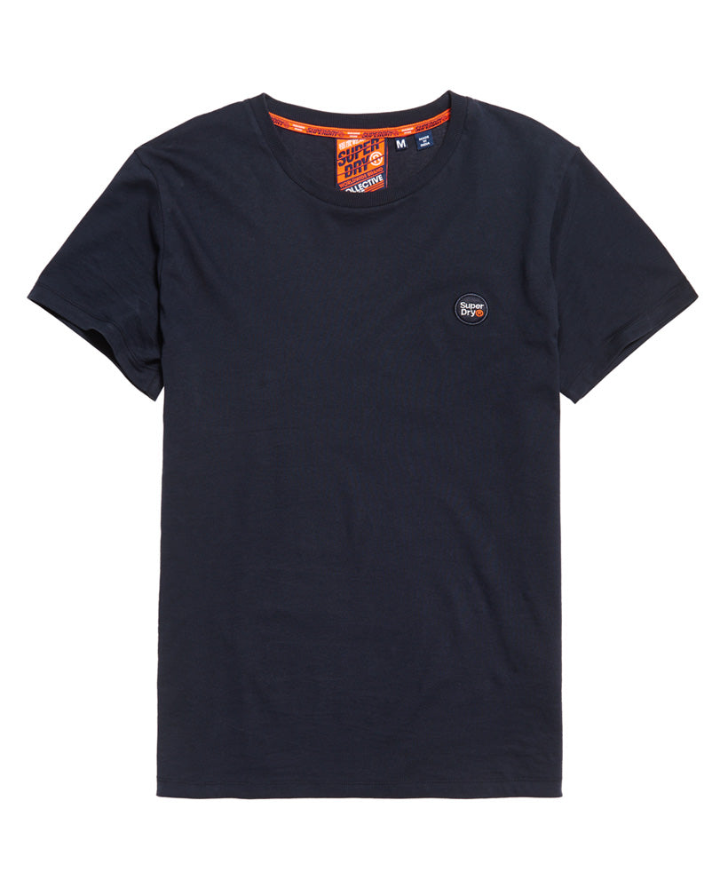 Collective Short Sleeved T-shirt - Navy