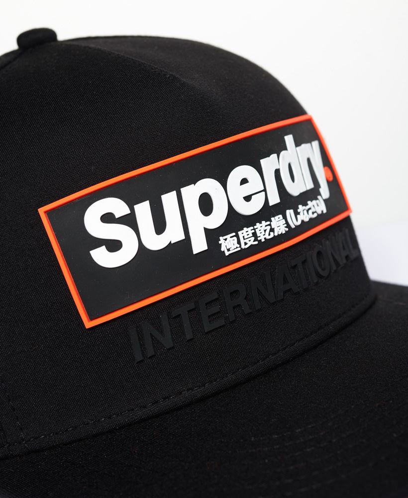International B.Boy Cap - Black
