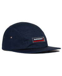 SD International Five Panel Cap - Navy - Superdry Malaysia