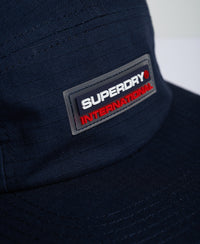 SD International Five Panel Cap - Navy