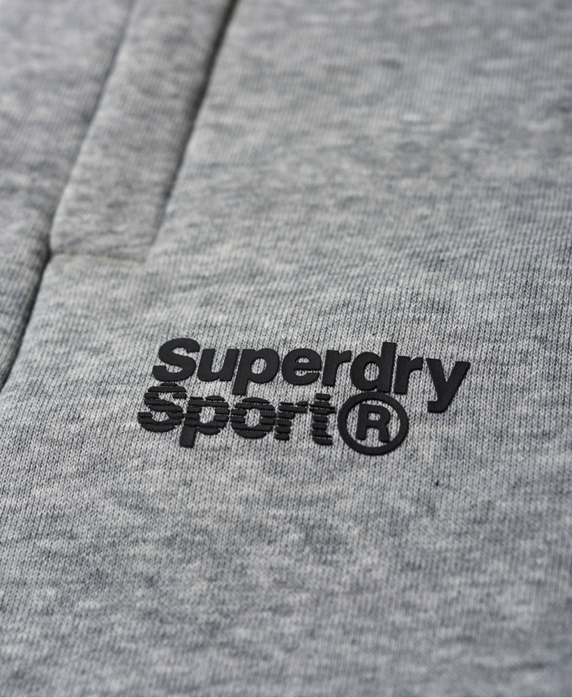Core Sport Shorts - Light Grey
