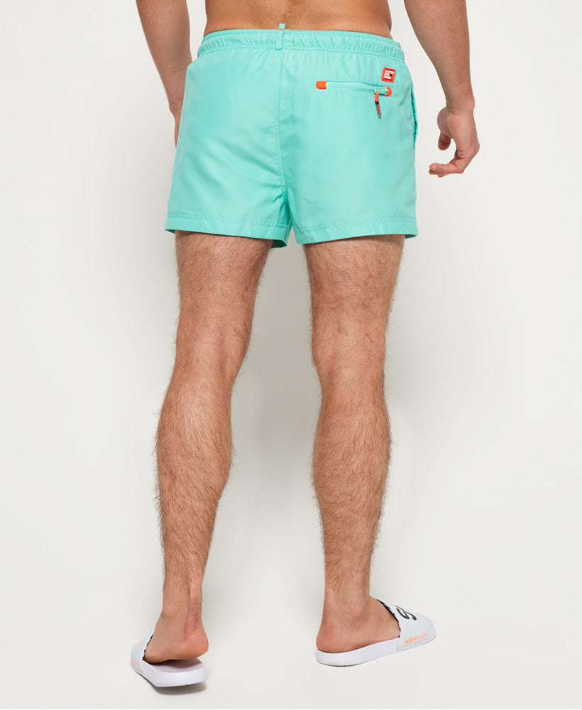 Superdry Sorrento Pastel Swim Short - Blue