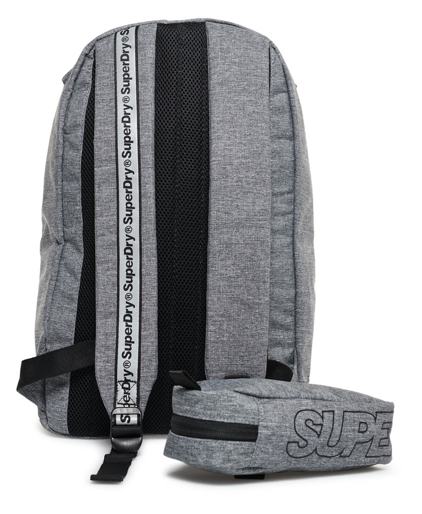 Zac Freshman Backpack - Light Grey