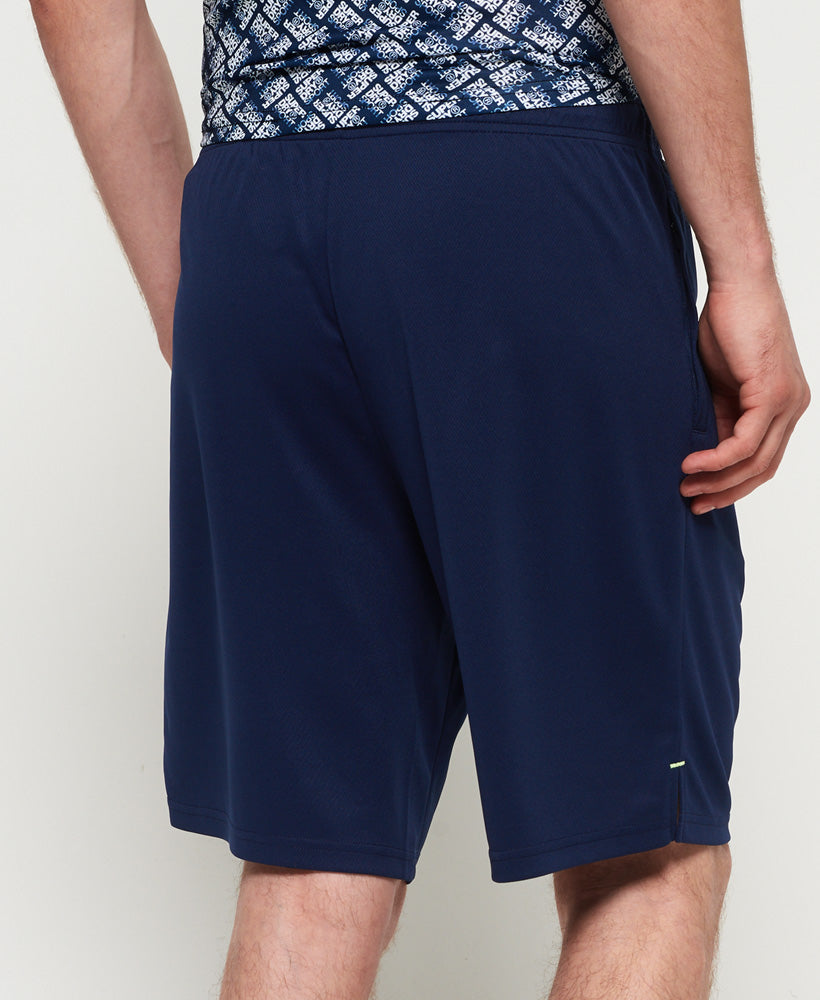 Active Tricot Shorts - Navy