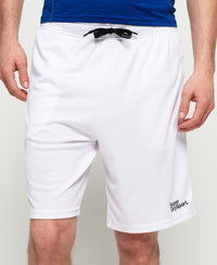 Active Tricot Shorts - White