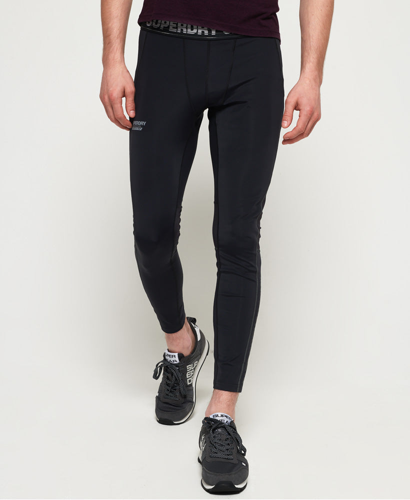 Active Training Leggings - Black