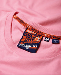 Collective Short Sleeved T-shirt - Pink