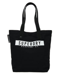 Surplus Goods Explorer Tote Bag - Black