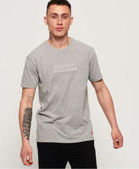 International Youth Box Fit Tee - Silver
