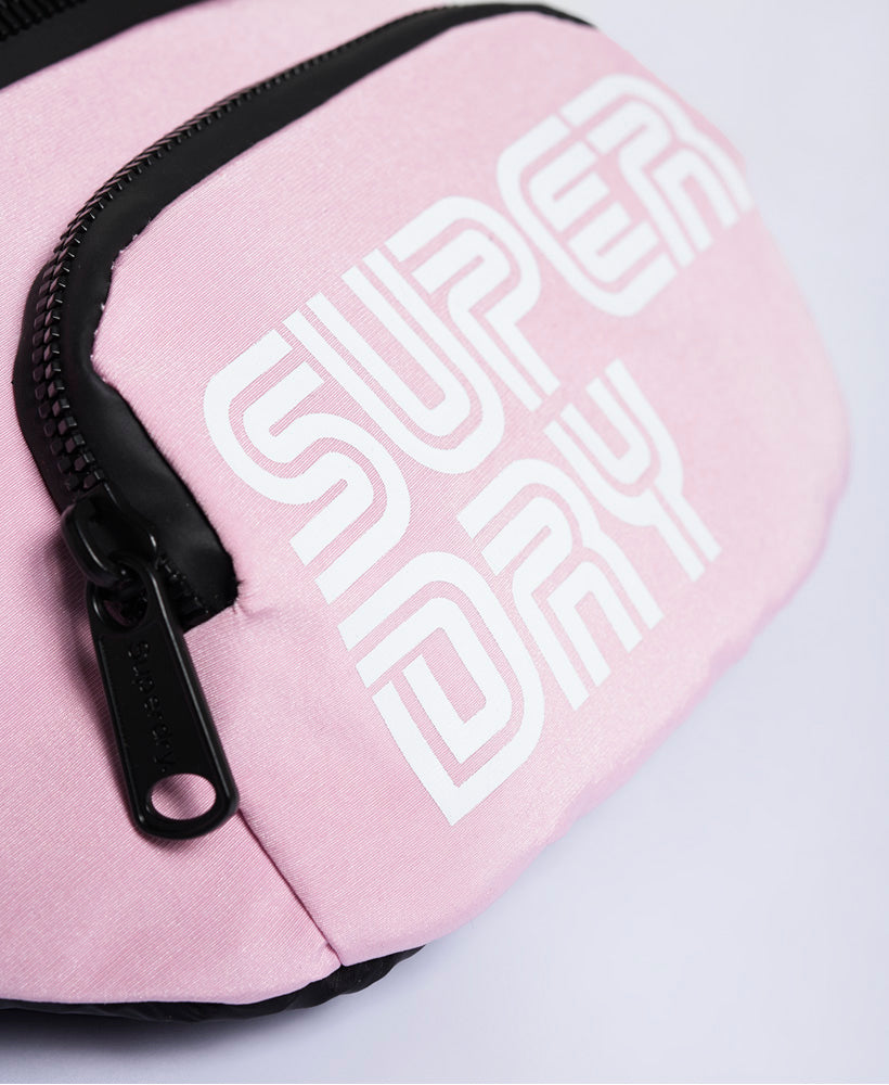 Nostalgia Bum Bag - Pink