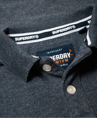 Superstate Shadow Polo - Navy - Superdry Malaysia