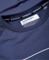 Boyfriend T-shirt Dress - Navy - Superdry Malaysia