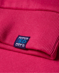 Nineties Applique Crew - Pink - Superdry Malaysia