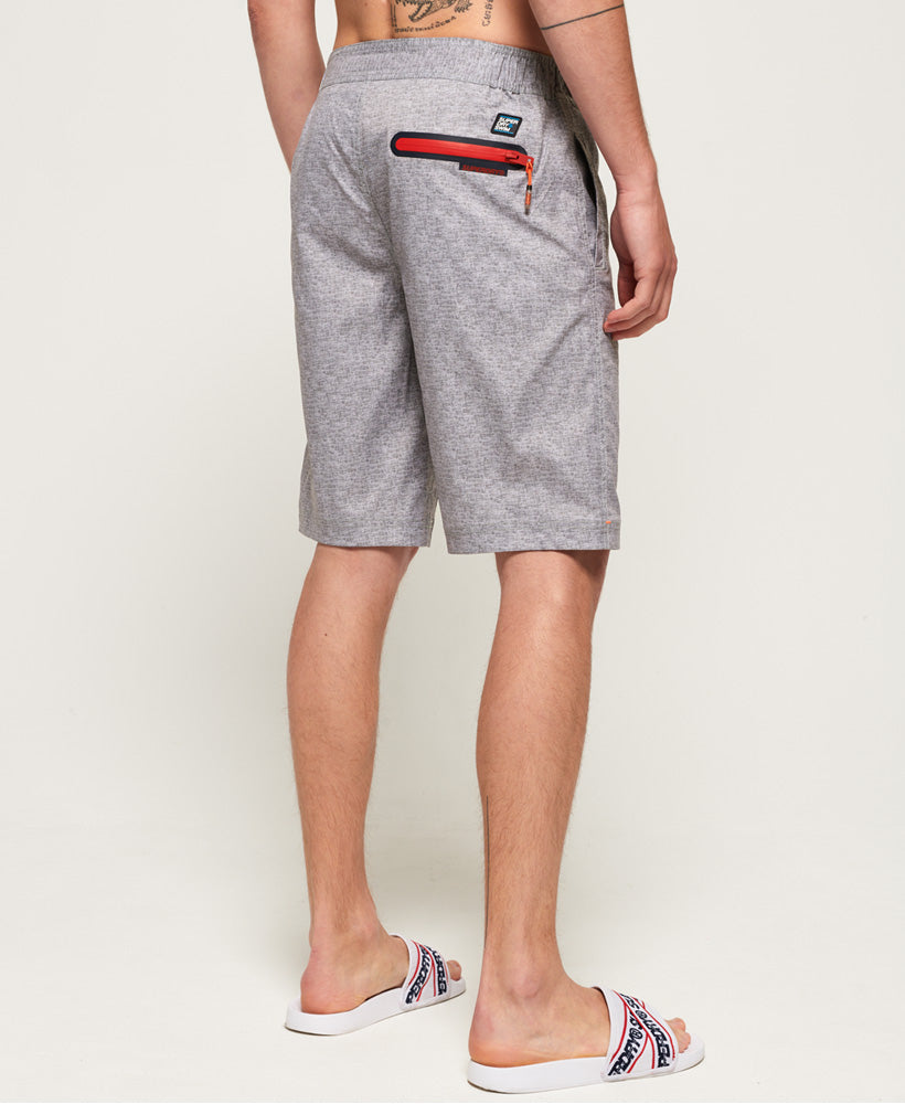 Classic Superdry Boardshort - Light Grey