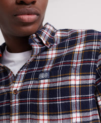 Workwear Lite L/s Shirt - Navy