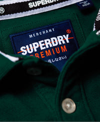 Superstate Shadow Polo - Green