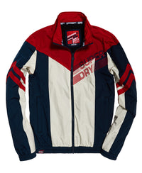 Off-piste Track Jacket - Navy - Superdry Malaysia