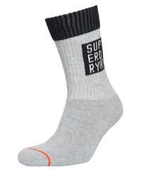 Surplus Goods Sock Triple Pack - Light Grey