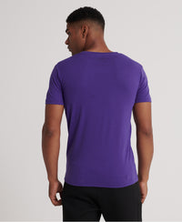 Core Sport Graphic Tee - Purple