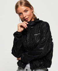 Active Batwing Jacket - Black
