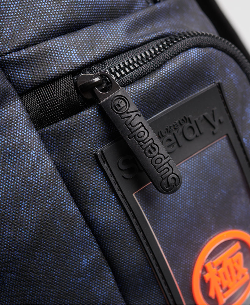Misty Tarp Backpack - Dark Blue