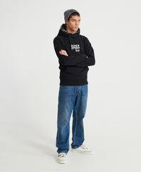 Surplus Goods Graphic Hoodie - Black